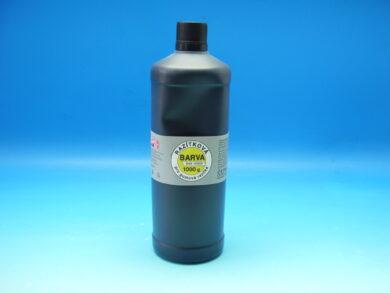 Barva  142511 razítková černá 1000 ml(014251100000)