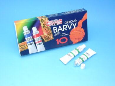 Barva 161517 16ml olej.chromoxid tupý(016151700000)
