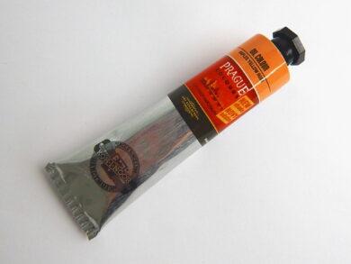 Barva 1617 / 253 40ml olej. žluť neapolská růžová(0161725301TB)