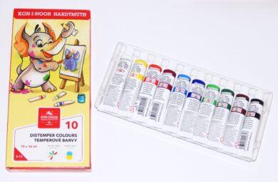 Barvy 1625/10 16ml temperové slon(01625S1005KS)