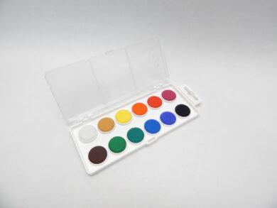Barvy 171510/12  vodové pr.22,5mm(017151000000)