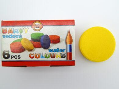 Barva 172802/57 žlutá vodová(017280200000)