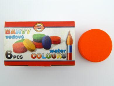 Barva 172803/57 oranžová vodová(017280300000)