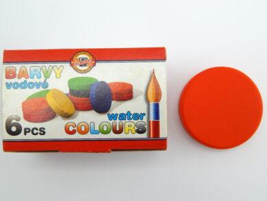 Barva 172804/57 červená sv.vodová(017280400000)
