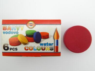 Barva 172805/57 karmínová vodová(017280500000)