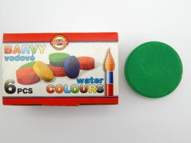 Barva 172808/57 zelená sv.vodová(017280800000)