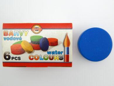 Barva 172810/57 modrá světlá vodová(017281000000)