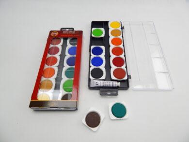 barvy vodové umělecké krycí 175504(017550400000)