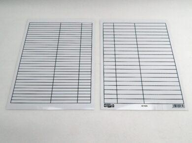 Podložka 321020 A4 PVC linkovaná(032102000000)