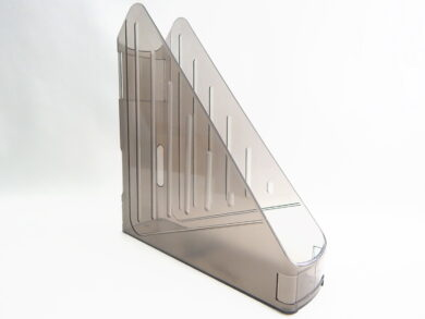 Plast.pořadač 754123 kouřový transpar.(075412300000)