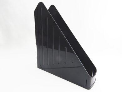 Plast.pořadač 754129 černý(075412900000)