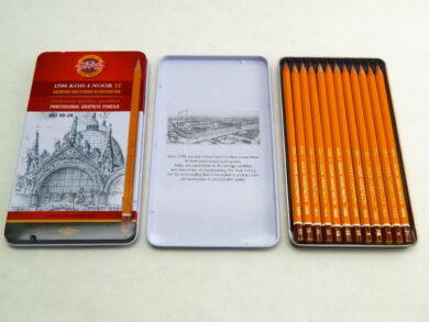 Tužky 1502/II/12  umělecké-sada(1502012008PL)