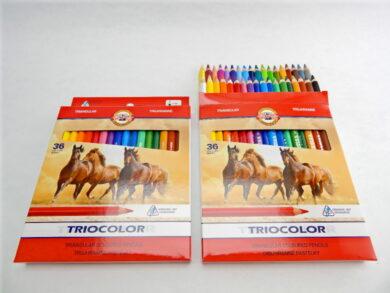 Pastelky 3145/36 trojhranné(3145036005KS)