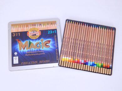 souprava tužek barevných MAGIC 3444 N(3444N24004PL)