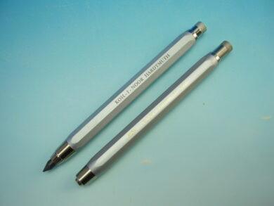 Tužka 5340/N10 mechanická padací 5.6   stříbrná(53400N1MH9KK)
