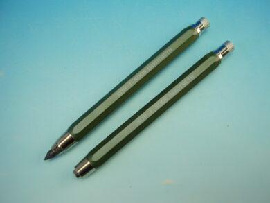 Tužka 5340/N10 mechanická padací 5.6   zelená(53400N1MP3KK)