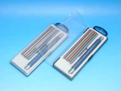 Sada 5340MOD tužka+6 metalických tuh v plast.pouzd(53400N8014TE)