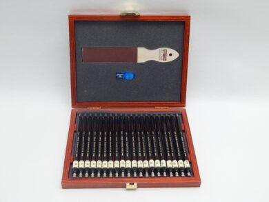 souprava tužek mechanických 2,0 5900 černých(5900022001DK)