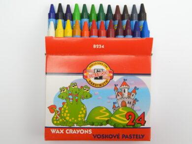 Voskovky 8234/24 krátké papír(8234024005KS)