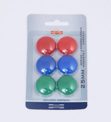 magnety kulaté 25 mm(9600200225BL)
