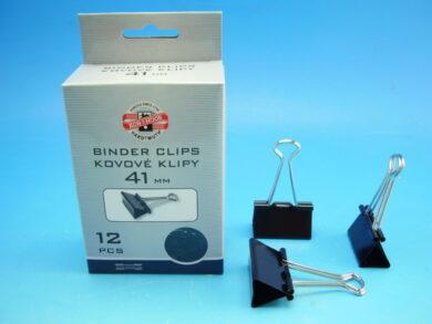 klipy kovové 41 mm(9600300141KS)