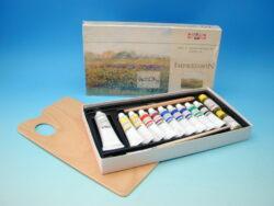 Kazeta 161603 olejových barev IMPRESSION
