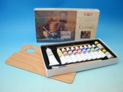 Kazeta 161604 olejových barev CLASSIC