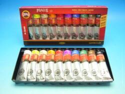 souprava olejových barev 1617 PRAHA 10x40ml
