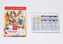 Barvy 1625/6 16ml temperové slon