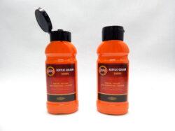 Barva akrylová 500ml  oranžová tmavá 1627/0230