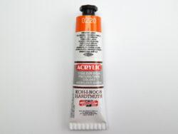 Barva 162727 / 0220 sv. oranž. akrylová 40m