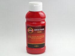 Barva akrylová 500ml červená tmavá 1627/0310
