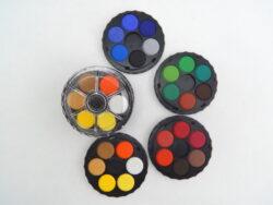 Barvy 171506/24  vodové kulaté