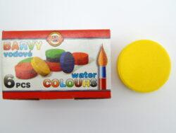 Barva 172802/57 žlutá vodová