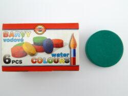 Barva 172809/57 tm.zelená vodová