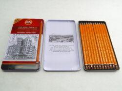Souprava 1582 grafit.trojhranné tužky FSC