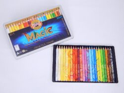 pastelky MAGIC 3408 23+1
