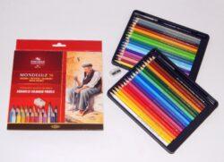 Akvarelové pastelky 3712  36 ks