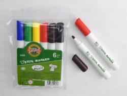 souprava značkovače na textil 3205 6  ks