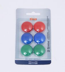 magnety kulaté 25 mm