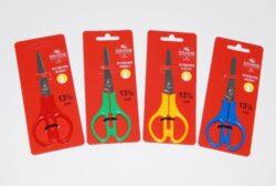 Nůžky 997808 13.5cm dětské na blistru /S858/
